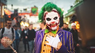 Halloween Horror Festival 2018 - All 8 Mazes - Movie Park Germany