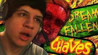 O Kiko me Assustou! - Dream Fallen Chaves