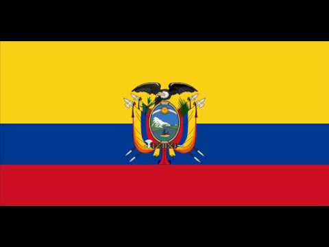 Himno Nacional del Ecuador (versin instrumental oficial)
