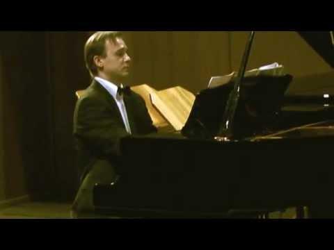 Евгений Чихачёв - Диптих для фортепиано (исп. Денис Приходько, 04.04.2013)