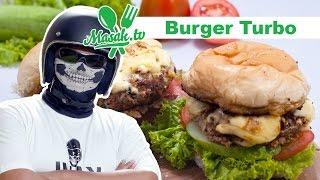 Burger Turbo Feat MotomobiTV
