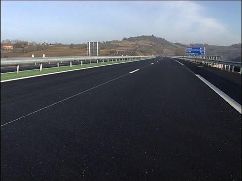 2006 : Inauguration du tronçon de l'A89 entre Bromont-Lamothe et Combronde