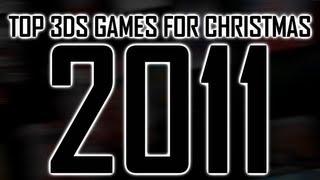 Nintendo 3DS Christmas Games for 2011