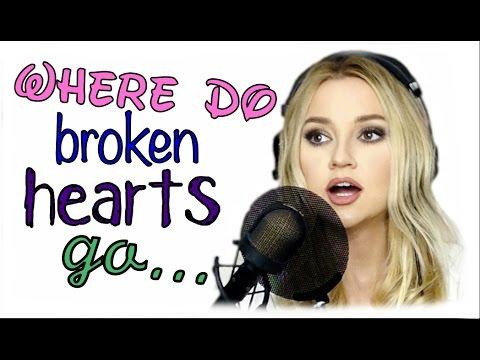 Where Do Broken Hearts Go by Whitney Houston (Alyona cover)