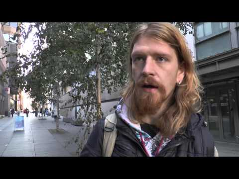 Stock Exchange Occupation - A tale of two (homeless) camps