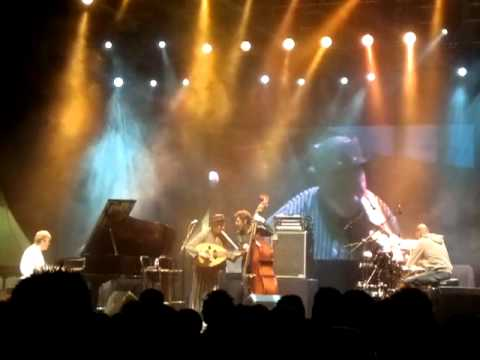 FMM 2012 - Dhafer Youssef Quartet (Tunisia)