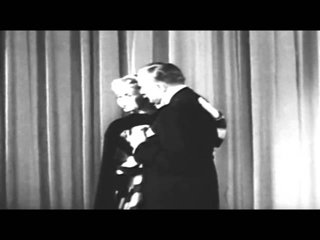 Edgar Bergen with Podine Puffington (ventriloquist 1950)