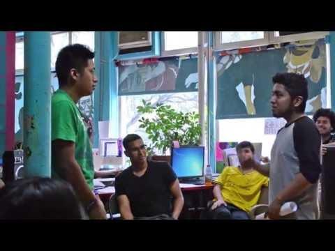AS220 Youth Summer Employment 2015: Job Skills Training
