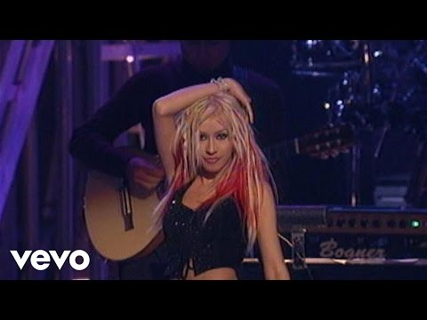 Смотреть клип Christina Aguilera - Falsas Esperanzas