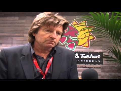 Karl Pilstl, Managing Director, Blue Haven Hotel, Tobago @ ITB Berlin 2012