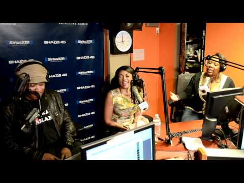 Taraji P. Henson Talks think Like A Man Sex Scene With Michael Ealy On #swayinthemorning video