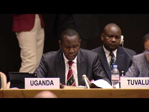 Uganda: Statement made at the Preparatory Committee of the Third UN World Conference on DRR