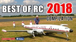 ⑤ BEST OF ESSENTIAL RC 2018 | LARGE SCALE AND FAST RC ACTION COMPILATION