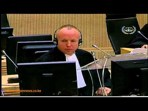 ICC Seeks Update On Bensouda's Readiness For Kenyatta's Trial