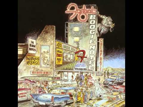 Foghat - Paradise Alley
