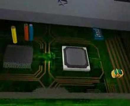 Dentro de la PC