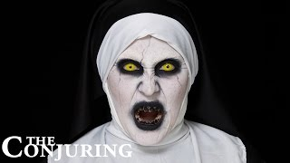 Conjuring 2 Valak | Halloween Make-up Tutorial | Hatice Schmidt