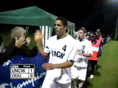 2009 CAA Men's Soccer Championship Highlight Video Video