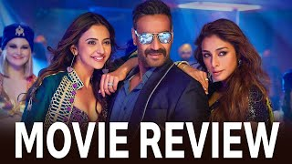 De De Pyaar De | Movie Review | Ajay Devgn | Tabu | Rakul Preet Singh