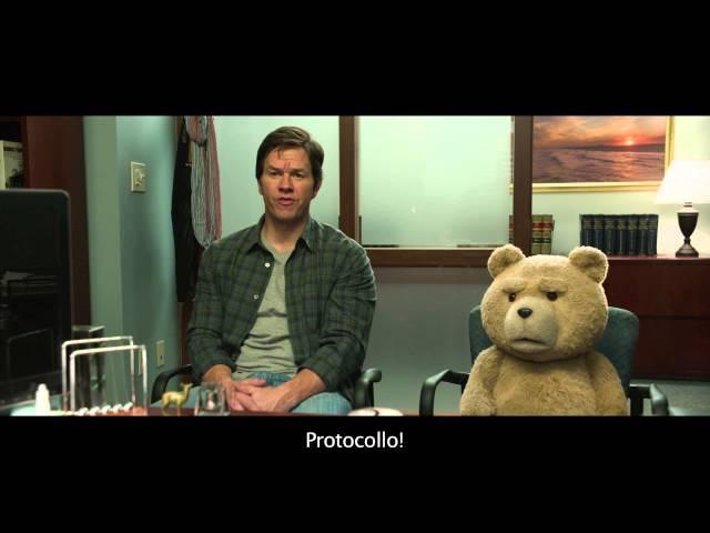 """Ted 2 di Seth MacFarlane - Scena del film """"Domande di prova"""" (sottotitoli in italiano)"""
