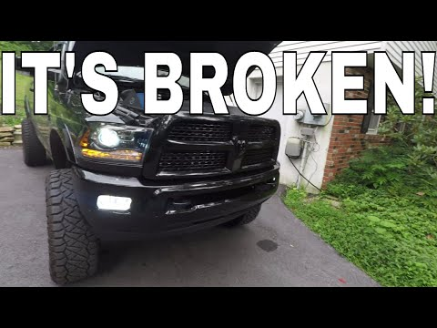 IT'S BROKEN! Ram Truck Problems