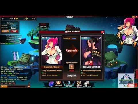Bleach Online Anime Game video