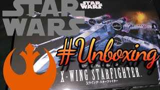 #Unboxing #Amazon Star Wars X Wing Starfighter 1:72