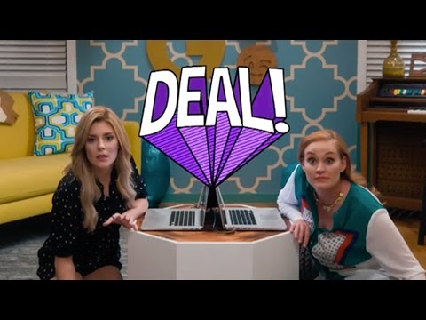 """DEAL"" with MAMRIE HART // The Grace Helbig Show"