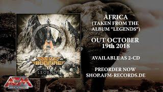 BONFIRE - Africa (2018) // Official Audio Video // AFM Records