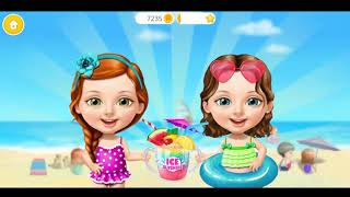 Baby Girl Games - Sweet baby girl summer fun-2 Baby girls care kids game
