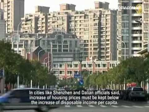 China's Local Governments Resist Property Prices Curbing