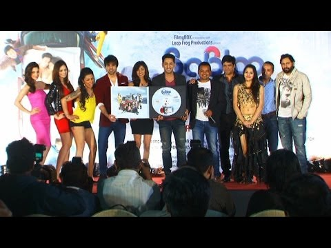 Music Launch Of Film Babloo Happy Hai