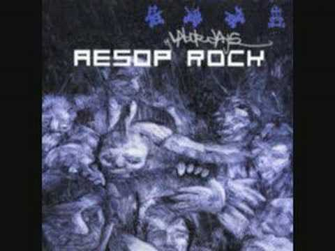 Aesop Rock - Flashflood