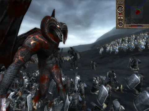 how to get sauron third age total war
