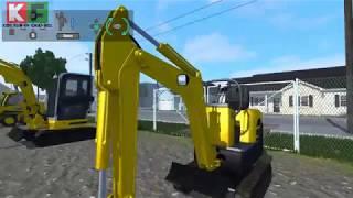 #1 Máy xúc làm việc - Excavator work | Kids Funny | Kênh Trẻ Em