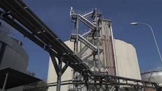 Energia: L'impianto di depurazione che produce energia e calore da celle a combustibile