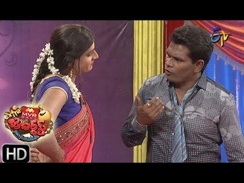 Chammak Chandra Performance | Extra Jabardasth | 8th December 2017  | ETV Telugu thumbnail