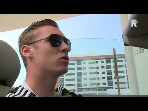 Feyenoord in Dubai