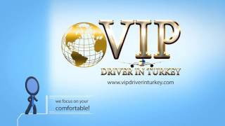 Vip Driver in Turkey    Animation