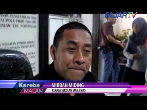 (FAJAR TV) Hadir di SMAN 3 Makassar, Artis ini Kampanyekan Program Makassar Bersih