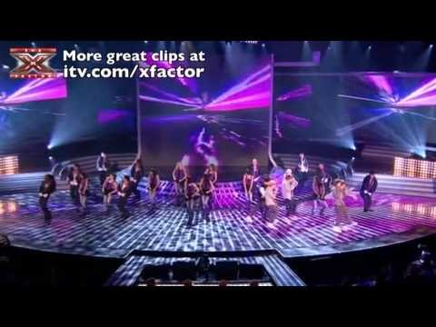 One Direction Sing Only Girl In The World - The X Factor Live Semi-final - Itv xfactor video