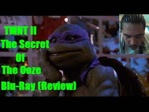 Teenage Mutant Ninja Turtles II: The Secret of the Ooze Blu-Ray (Review)