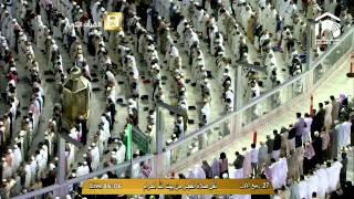 صلاة الفجر :: الأحد 27-3-1436 :: د. صالح بن حميد