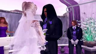 The Wedding of Swis and Escape Tomorrow Second Life