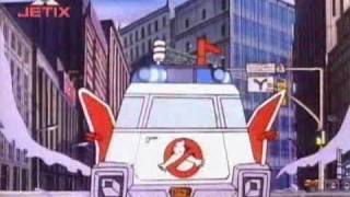 Ecto 1 from The Real Ghostbusters by GhostCCCP