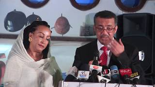ETHIOPIA - Dr. Tedros ' stirring speech