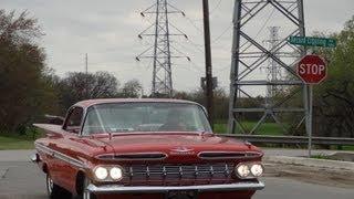 1959 Chevrolet Impala Bubbletop Classic Chevy