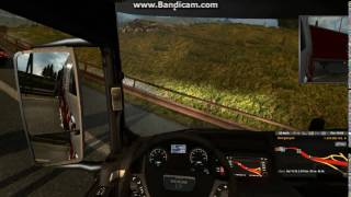 euro truck simulator 2 report player