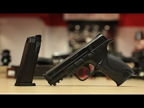Fully Licensed, Full Auto Cybergun S&W M&P9 GBB - RedWolf Airsoft RWTV