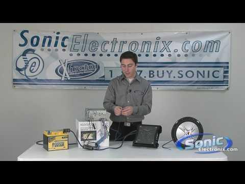 How To Install an Amplifier: Car Amplifier Basics Part 2 thumbnail